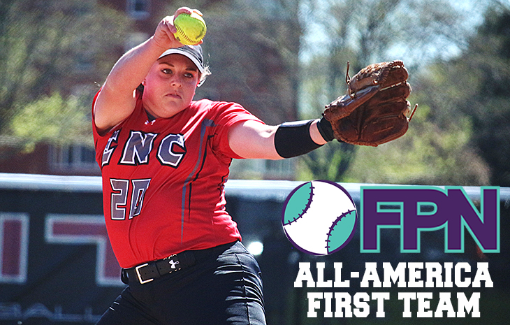 Softball's Elisabeth Schaffer Named to Fastpitch News All-America First Team