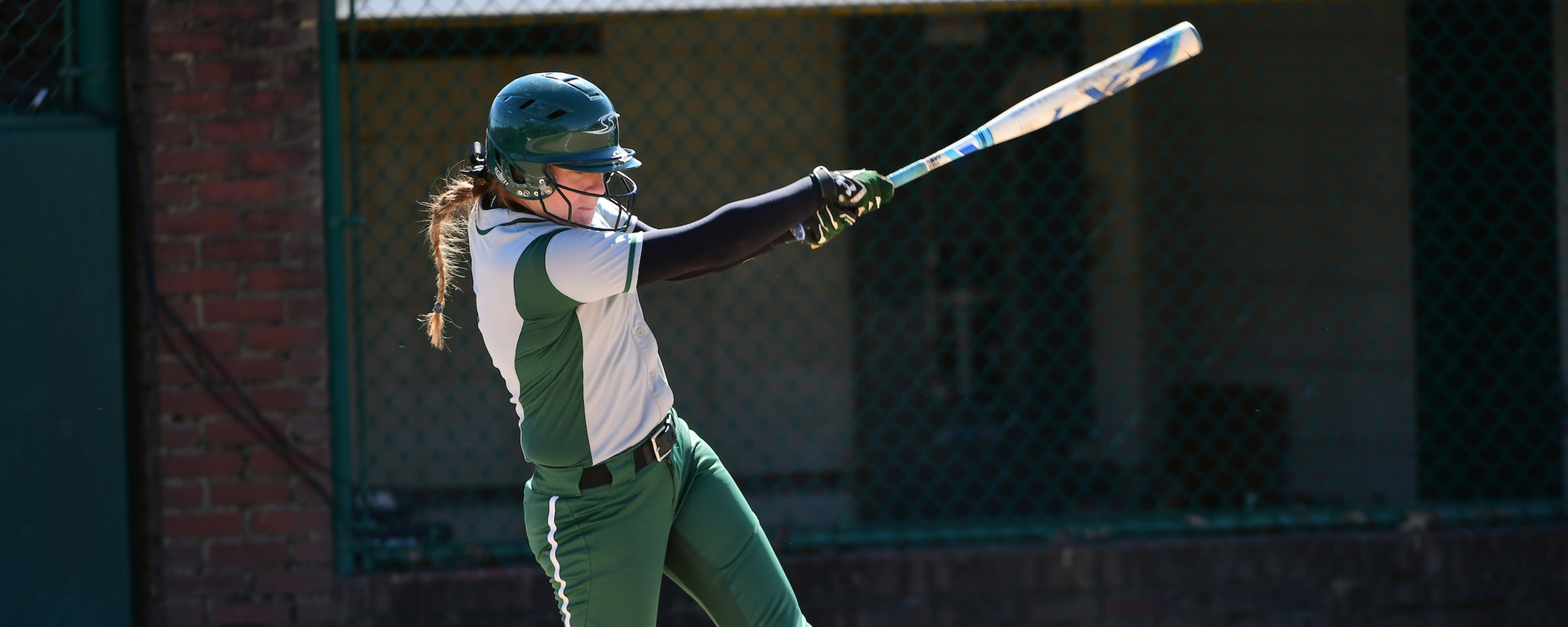 Stephey Records Four RBIs in Non-Conference Split at Catholic