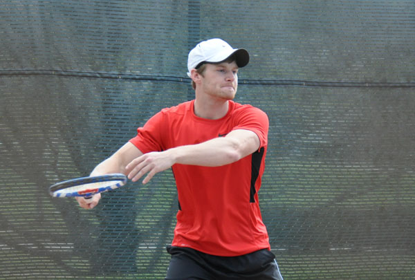 Men's Tennis: Panthers' season ends with loss in GSAC semifinals