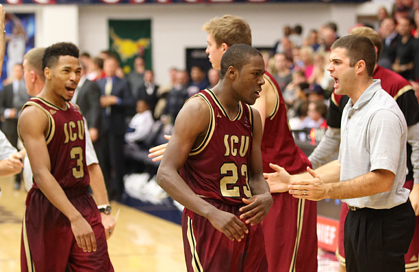 Men's Basketball Plays Pacific In Opening Round of WCC Tournament