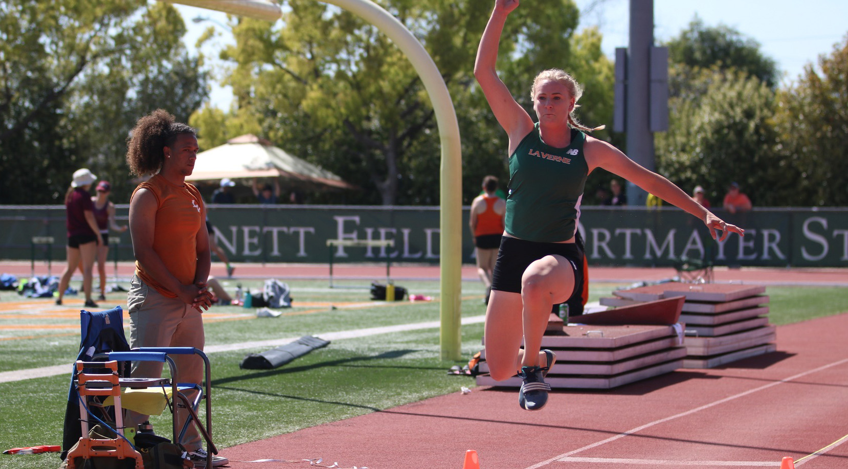 WTF records four wins at SCIAC No. 3