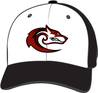 Monterey Peninsula College Lobos Hat with Logo
