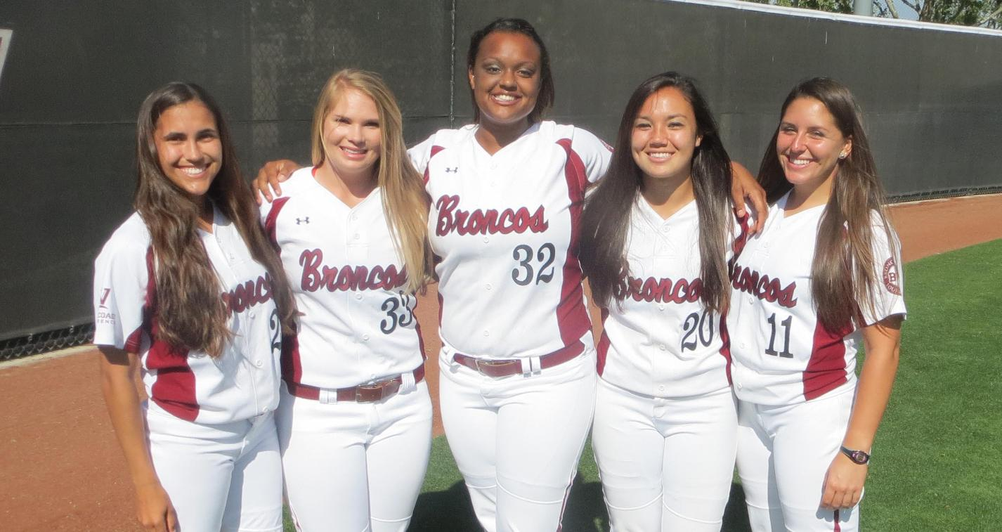 Softball Hosts San Diego for Weekend Series; Senior Day Sunday
