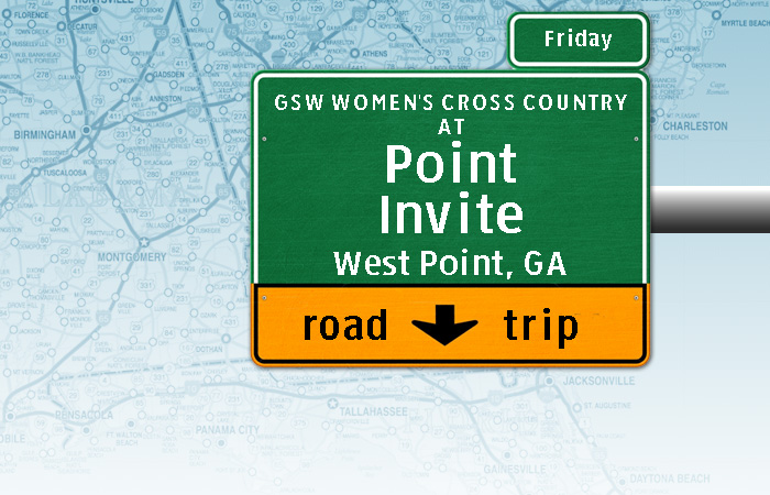 On The Road: Cross Country Travels To West Point, Ga.