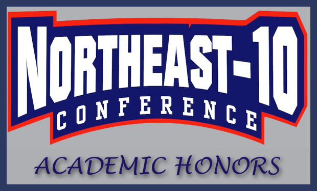 Northeast-10 Announces Fall 2013 Academic All-Conference Teams