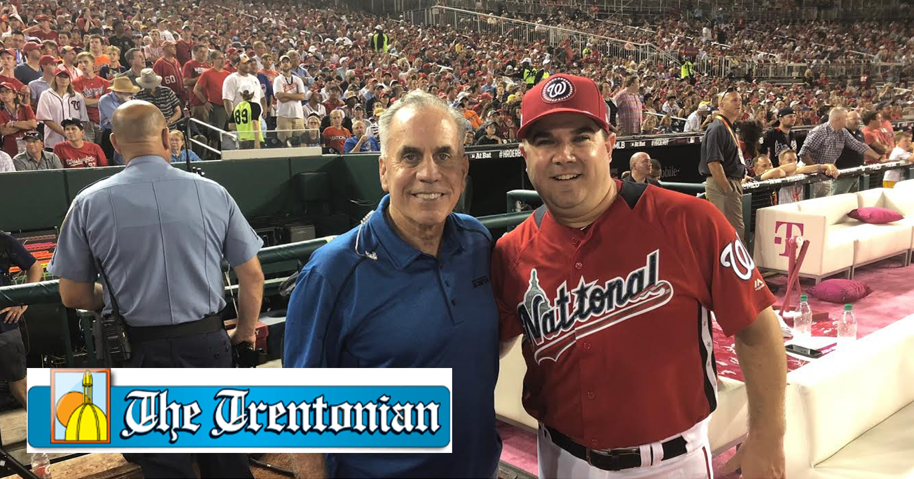 Coach Bobby Picardo Living the Dream at MLB All-Star Week