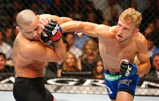 T.J. Dillashaw is one of the best fighters in UFC