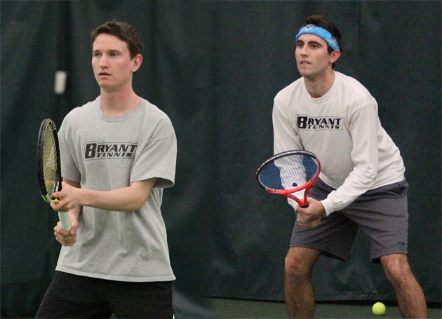 Bulldogs sweep NEC weekly honors, again