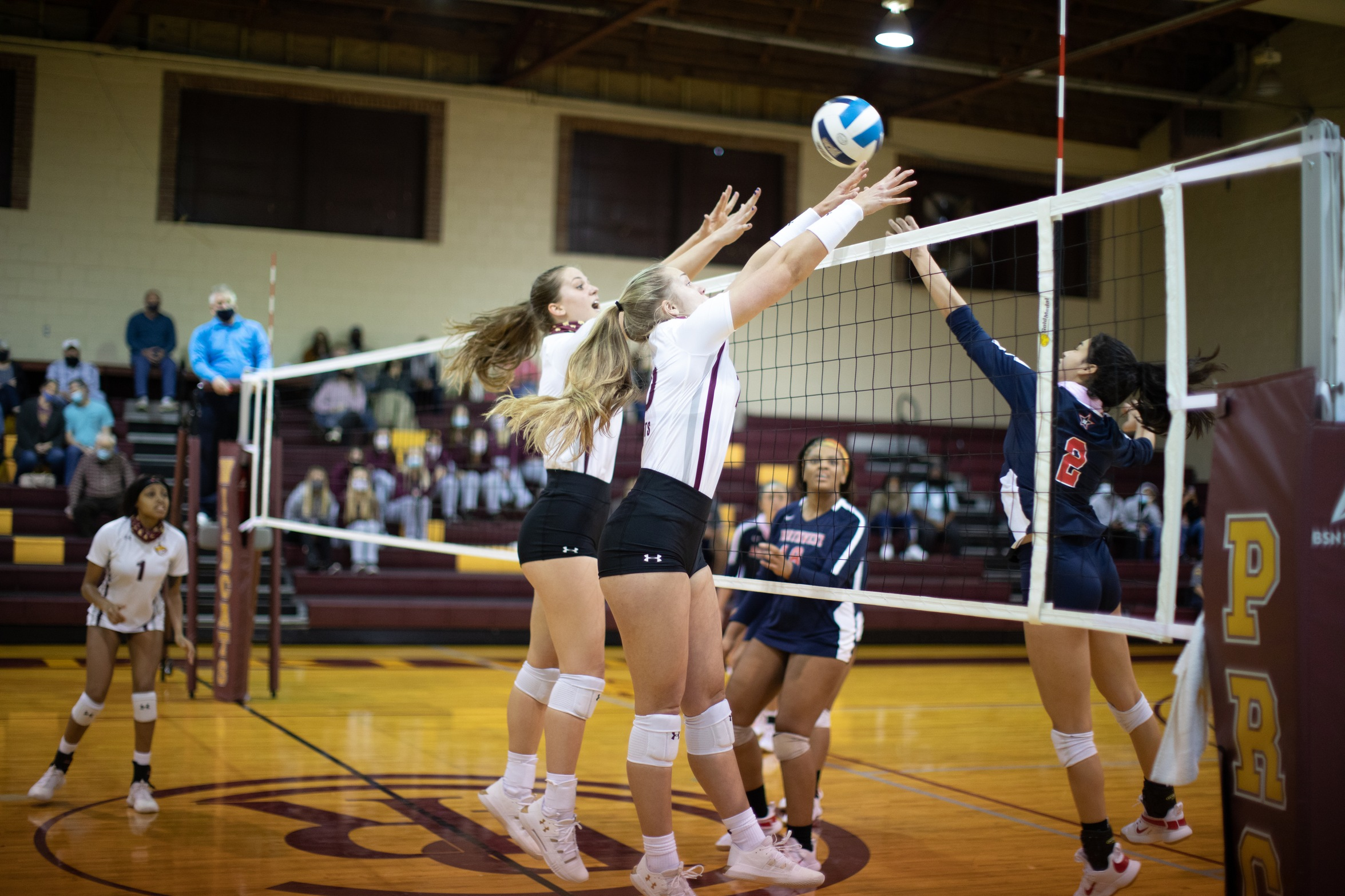 Pearl River volleyball drops match to Coastal Alabama-South