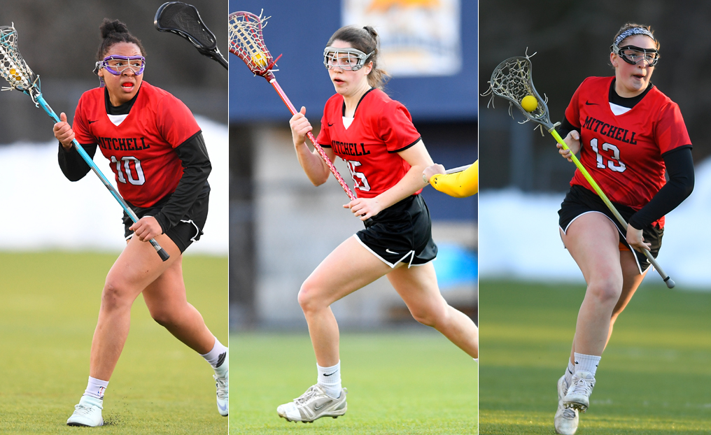 WLAX Trio Garners All-Conference Recognition