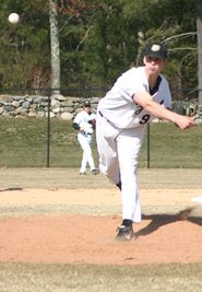 BRYANT FALLS TO BENTLEY, 3-1, IN 11 INNINGS IN 2008 HOME OPENER MONDAY