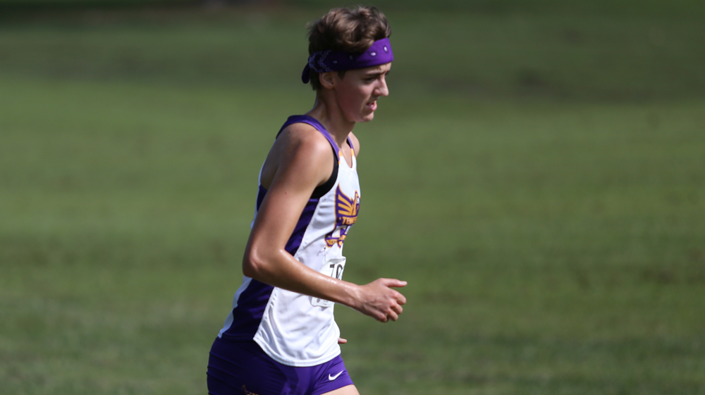Golden Eagle cross country teams on course Saturday at Greater Louisville Classic