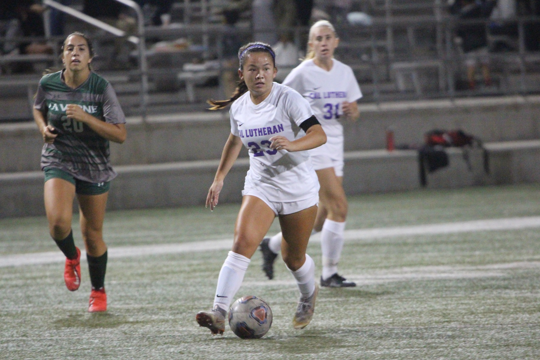 Regals Cruise to 3-0 Victory Over Leopards