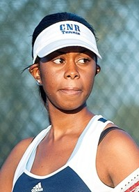Jadotte tabbed Association of Division III Independents women's tennis Player of the Week