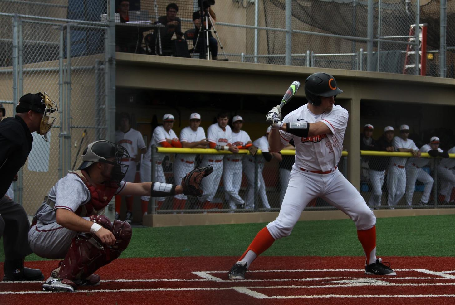 Burleson Goes Yard in One-Off Win
