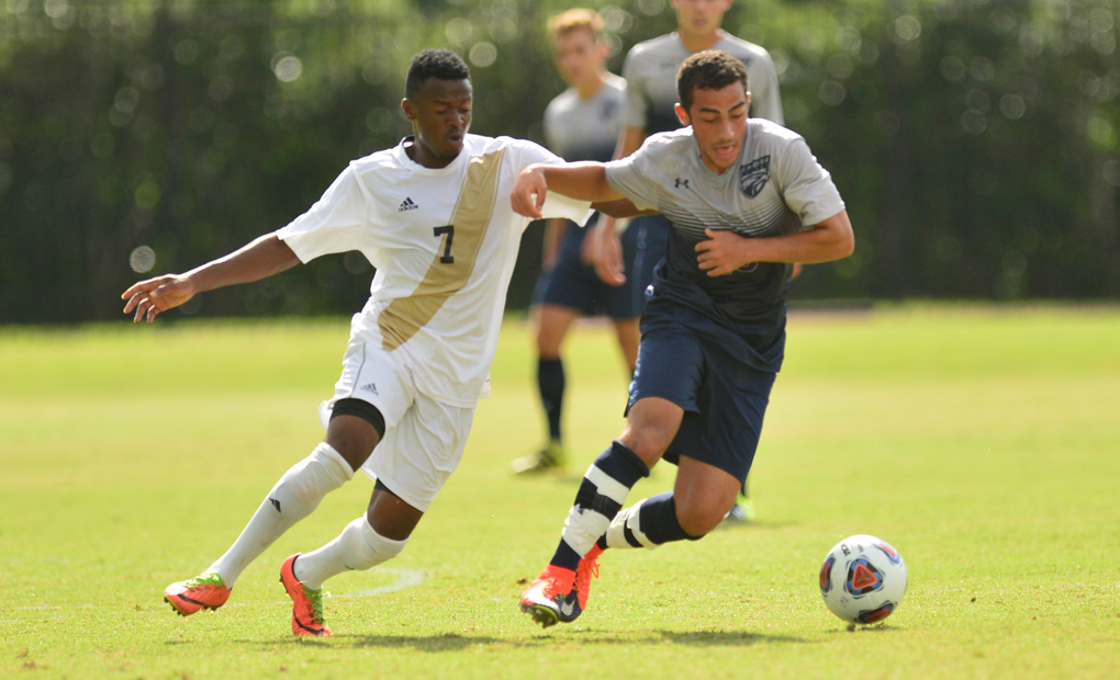 Emory Men's Soccer Falls to Case Western Reserve, 3-2, in Double OT