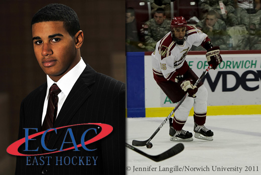 Men's Hockey: Thomas Named ECAC East Player of the Week