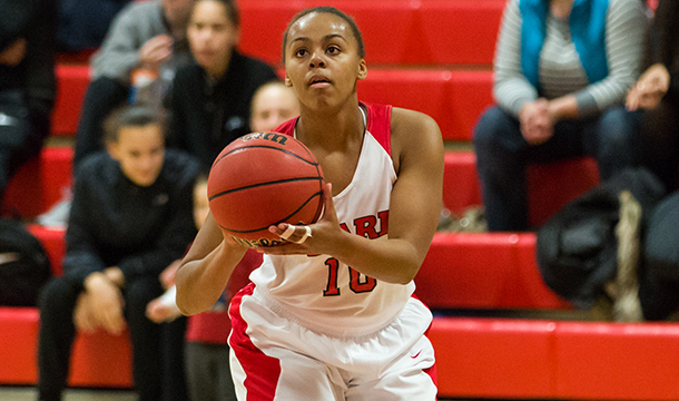 Aretha Sullivan averaged 22 points, six rebounds and two steals last week.