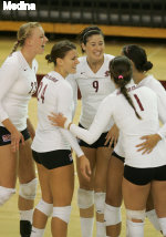 Santa Clara Volleyball To Face No. 1 Stanford In NCAA First Round