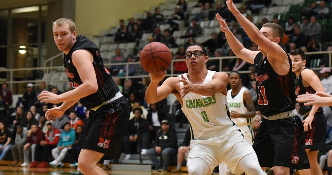 Men's Basketball to Face Muskingum on the Road Wednesday