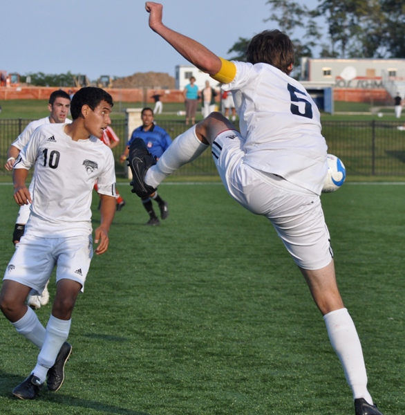 Falcon booters open with 3-2 road win at Carroll