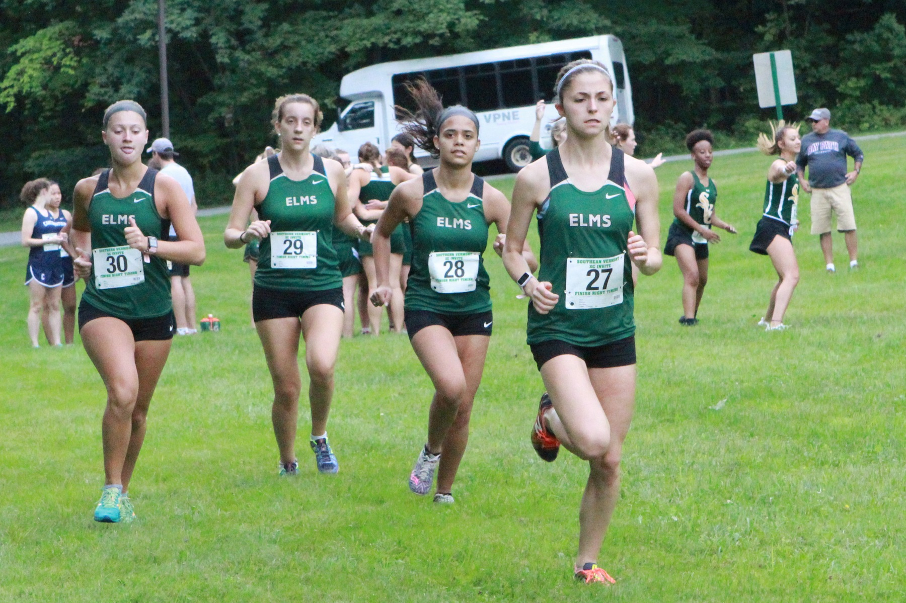 Guillerault Takes 9th, Elmer 13th To Pace Blazer XC