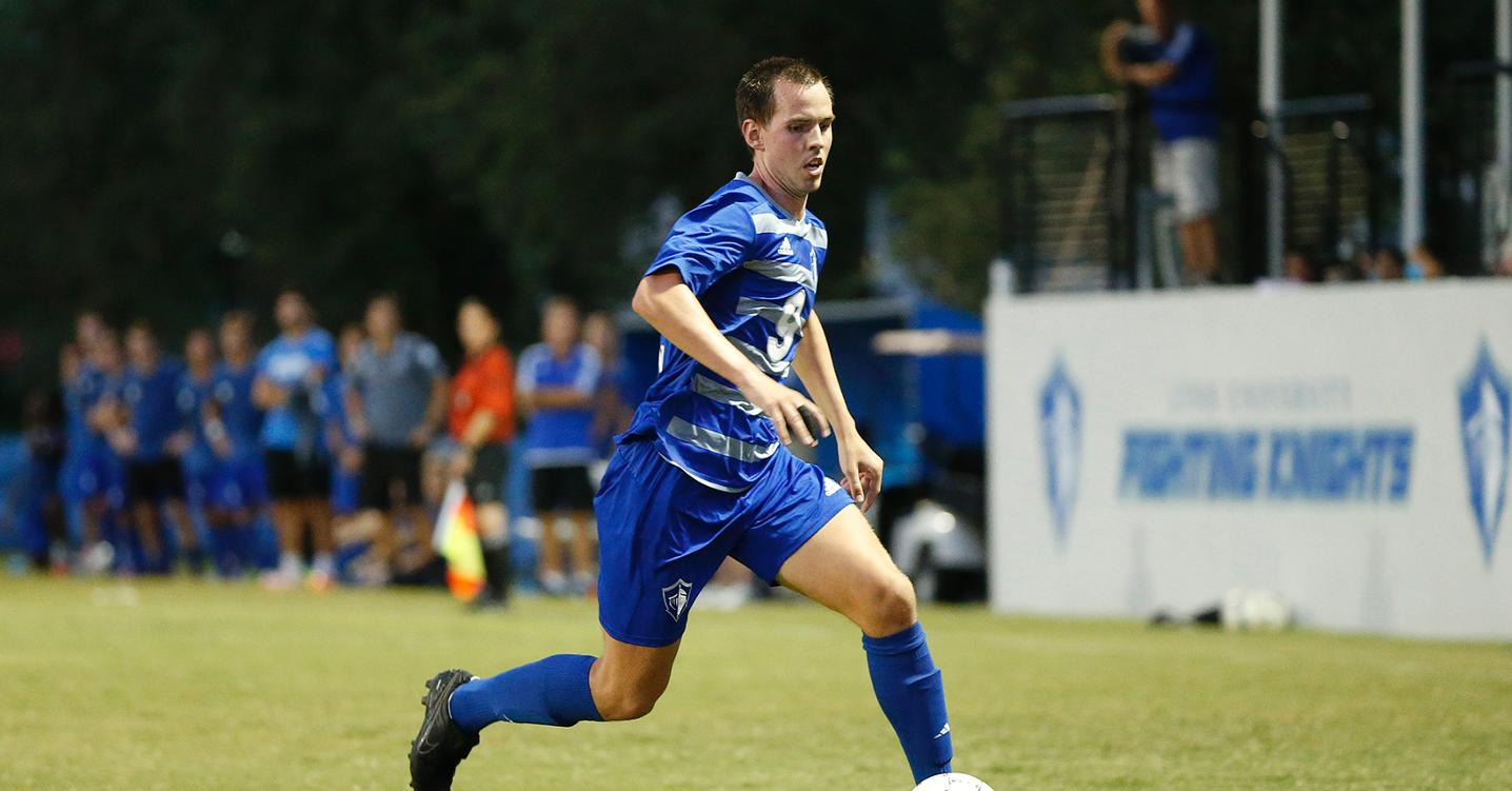 Top-Ranked Men's Soccer Upset
