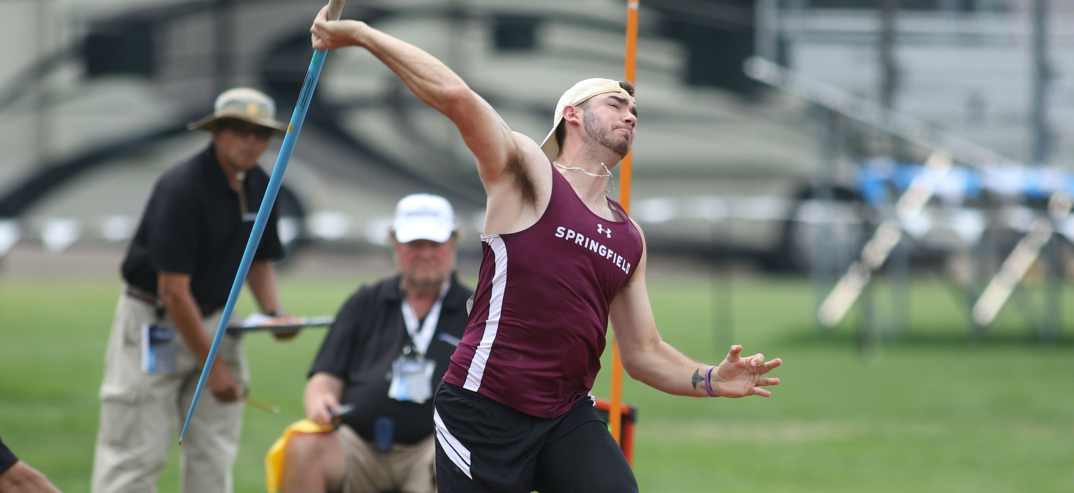DeVaux Earns All-America Honors in Javelin Throw at NCAA Division III Outdoor Track and Field National Championships