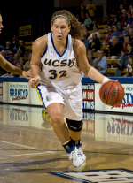 Shorthanded Gauchos Grind Out 71-58 Victory Over Lowly Cal State Northridge