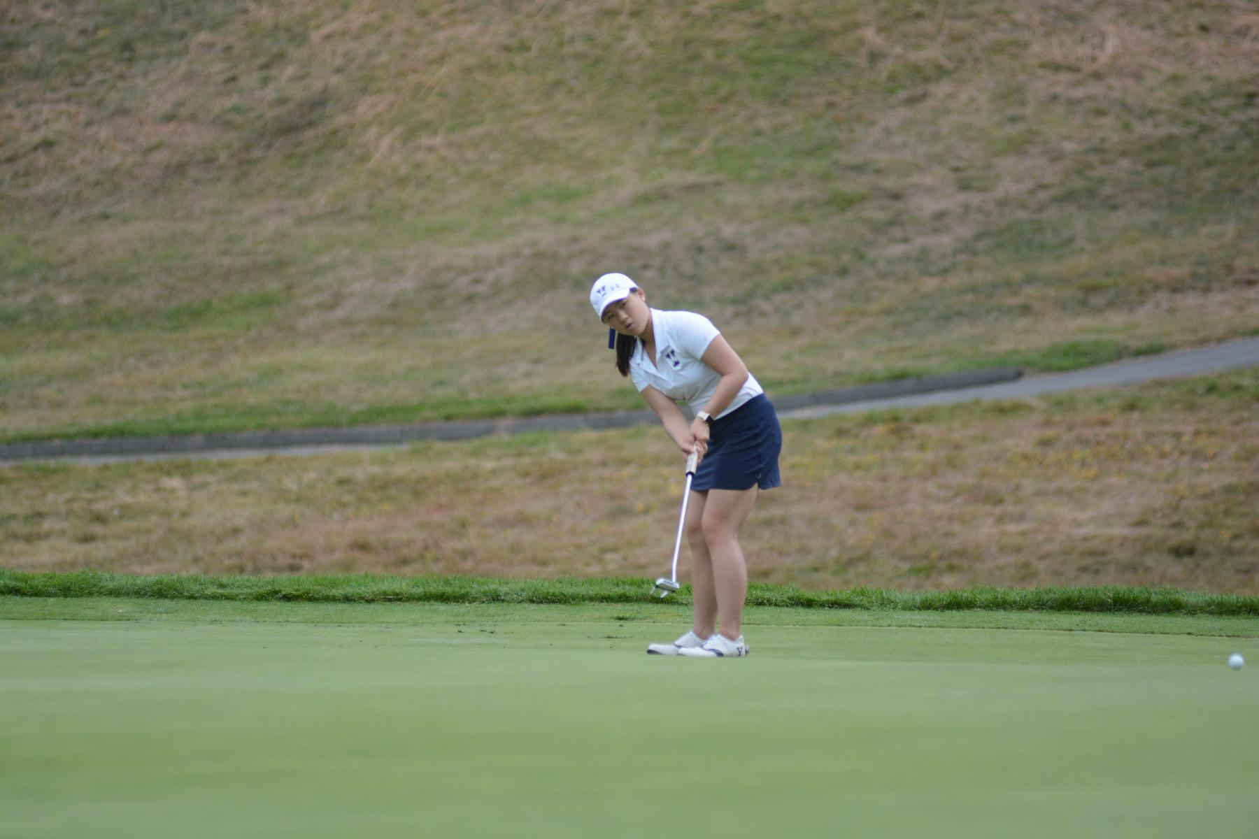 Yale Ends Day One in Sixth