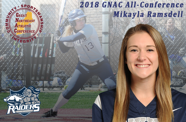 Softball: Ramsdell named to the GNAC All-Conference Third Team
