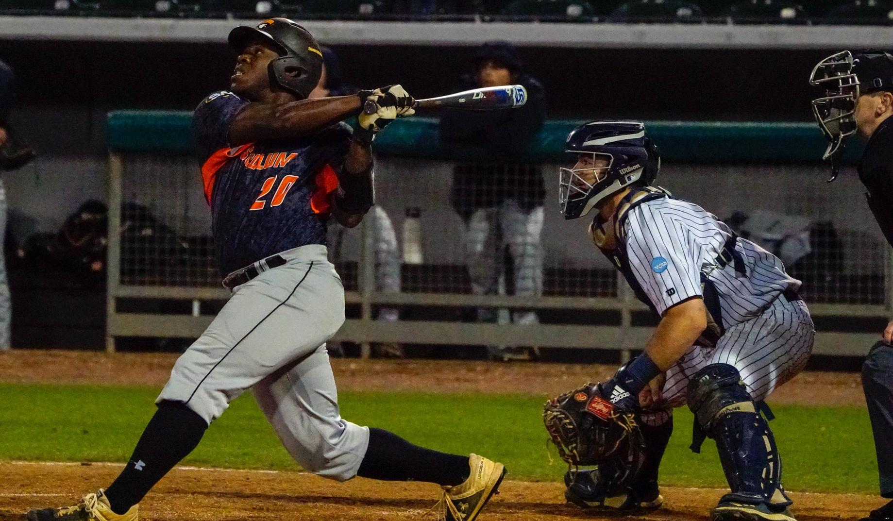 Catawba rallies to 5-4 win over Tusculum in SAC Tournament opener