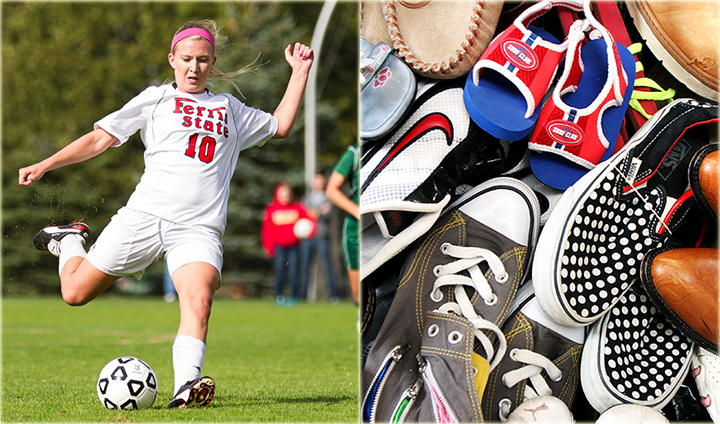"Ferris State Soccer Holding ""Just For Kicks"" Event To Aid Important Cause"