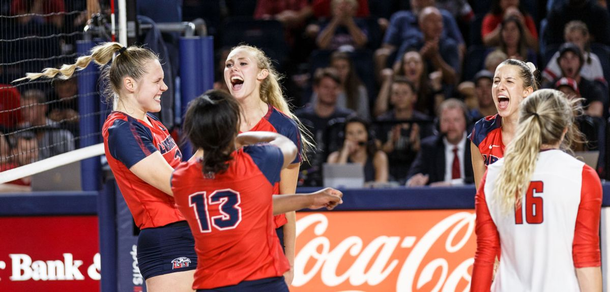 Liberty Downs Virginia 3-0 and Earns First Win at UVA Since 1979