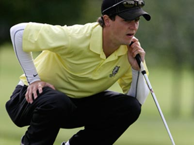 "Eric Lilleboe Chosen As GLIAC ""Men's Golf Athlete of the Week"" for his record-breaking performance."