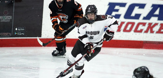 Brown edged out by Quinnipiac
