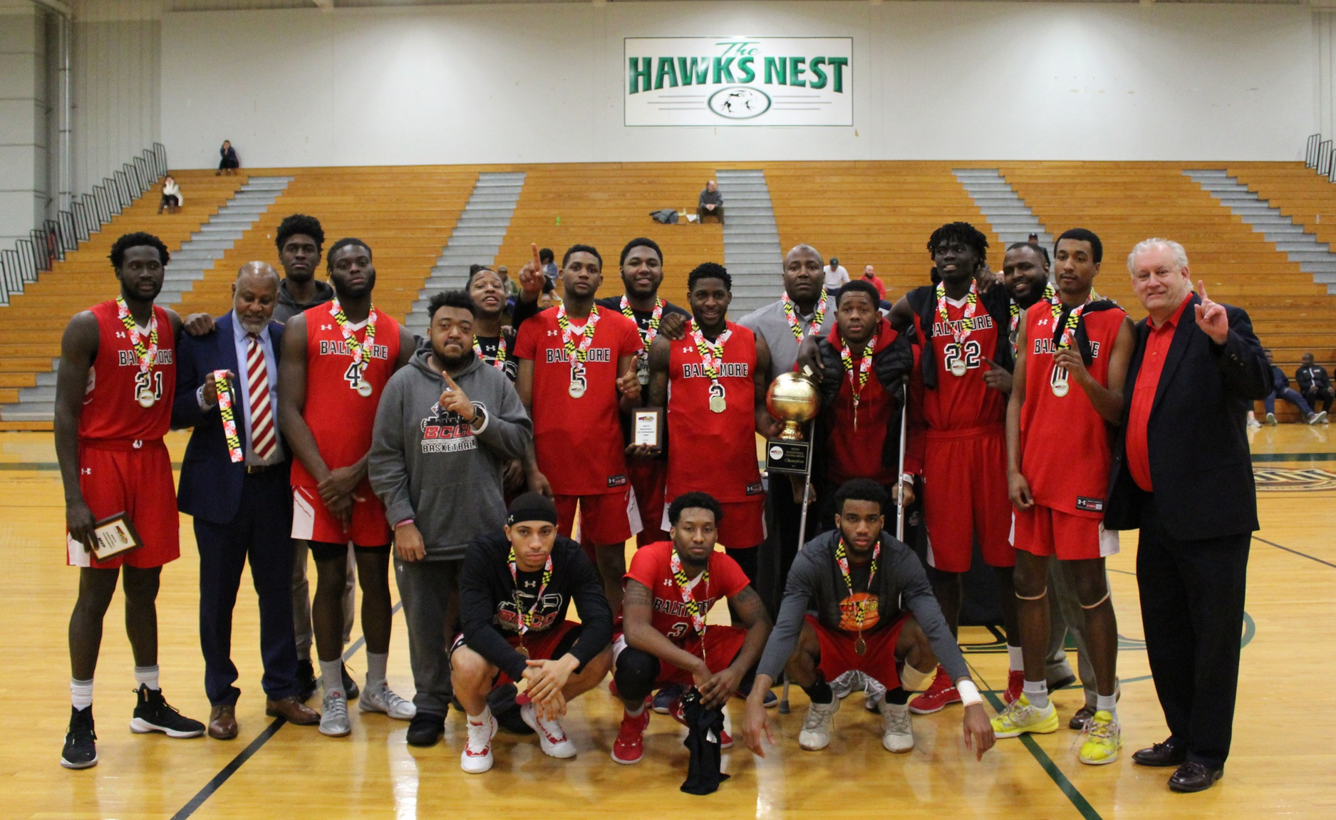 MDJUCO Men's Basketball Tournament: Panthers Best Cougars 77-74 For Final Conference Title
