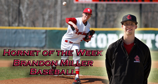 Q and A with Hornet of the Week Brandon Miller