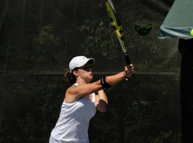 Women's Tennis Suffers Tough Loss Against Piedmont