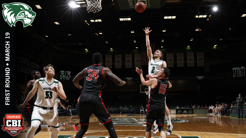 Utah Valley Defeats CSUN to Advance in CBI