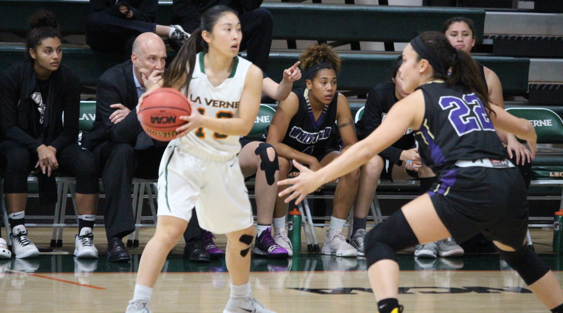 Women's Basketball drops close game to Poets