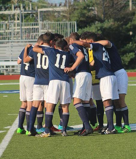 Men's Soccer Ranked 19th in Latest NJCAA Poll