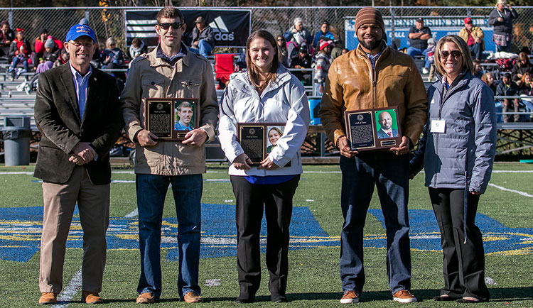 2018 MHU Athletic Hall of Fame Inductees