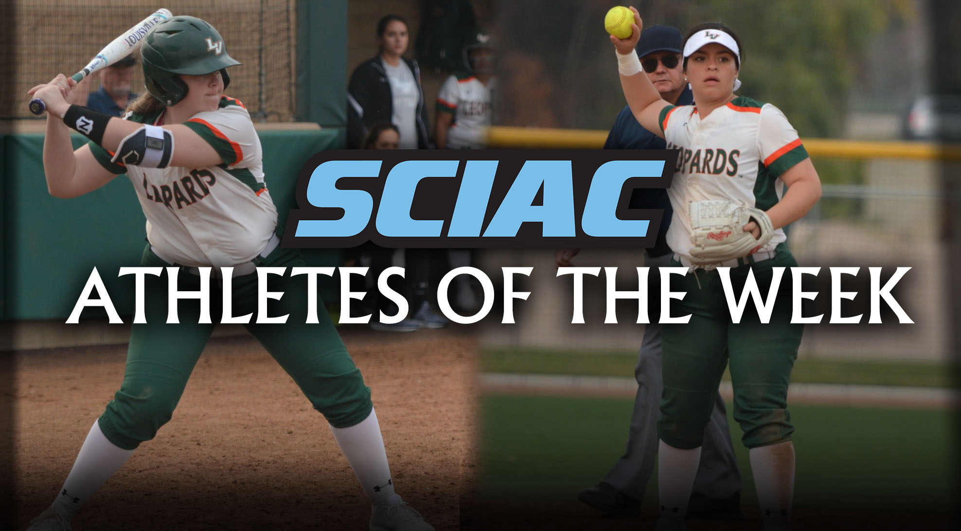 Underwood, Navarro named SCIAC Athletes of the Week