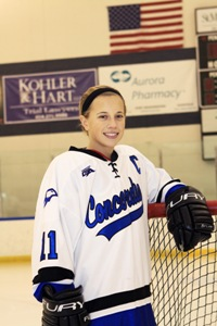 Sarah Luberda All-NCHA Selection