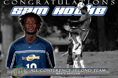 Hooke named All-Conference