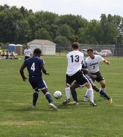 Men's Soccer Playoff Date Changed