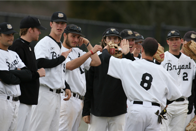 BRYANT UNIVERSITY BASEBALL ANNOUNCES 2009 DIVISION I SCHEDULE