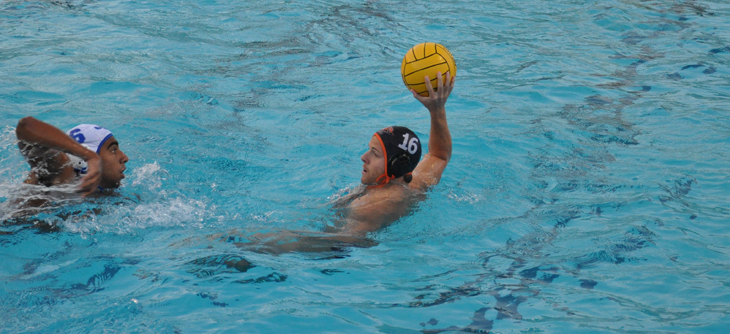 Water Polo Takes Part in Annual Convergence Tournament