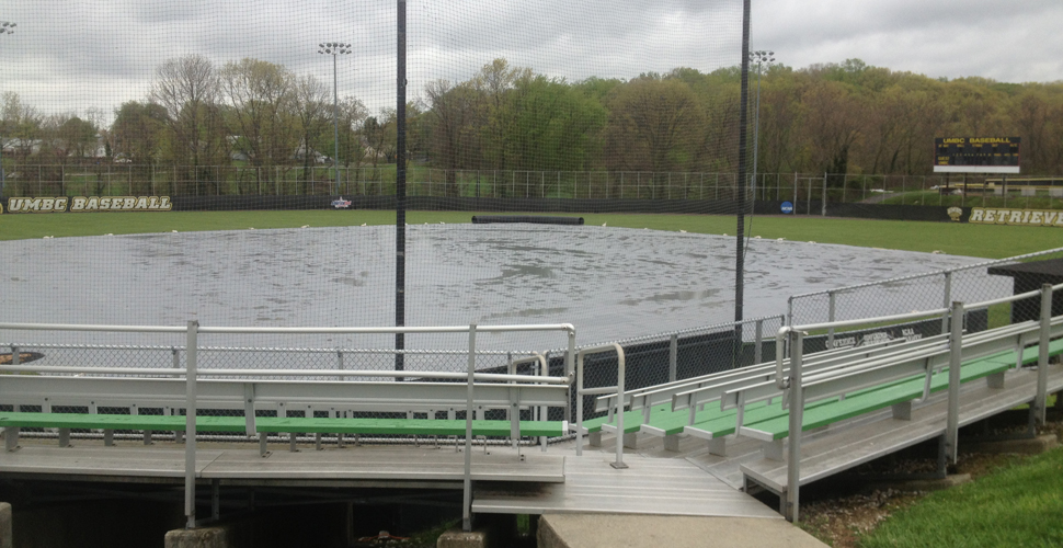 UMBC Baseball vs. Maryland Eastern Shore Cancelled Due to Rain